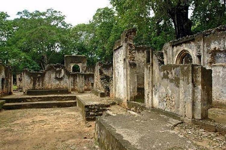 Malindi - Gede Ruins