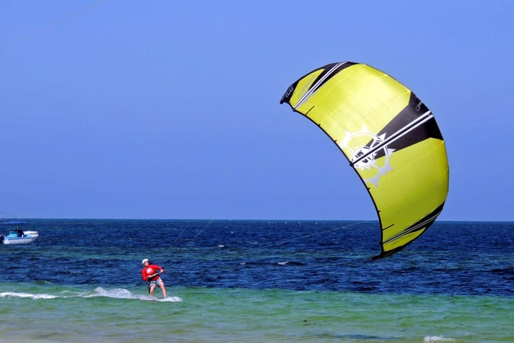 Kite Surfing, Watamu