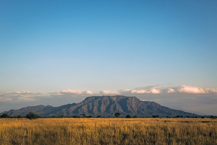 Shompole Wilderness - Mount Shompole
