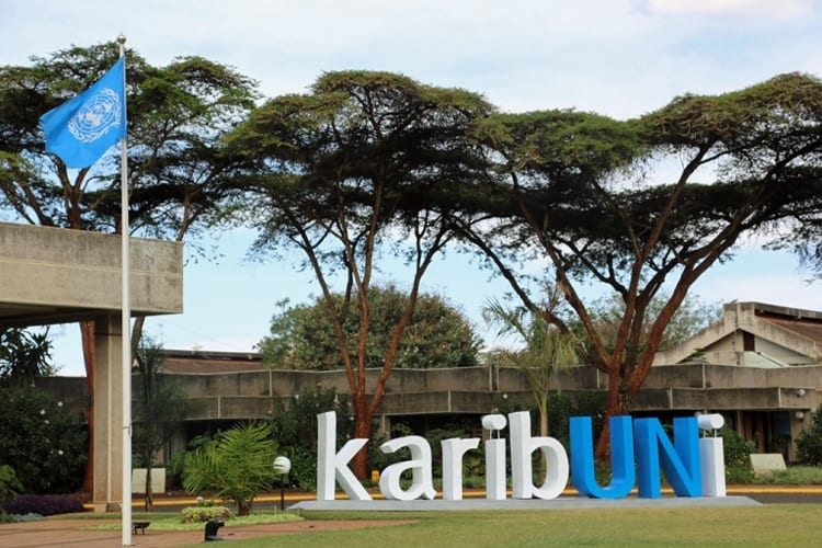 UN Headquarters Nairobi