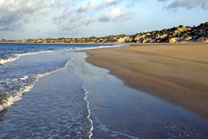 Lamu Beach