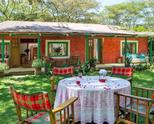 The Olerai Studio, Naivasha