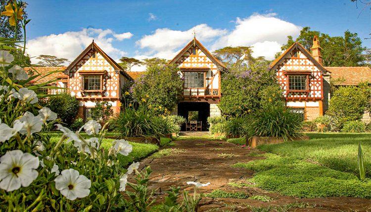 Hippo Point Manor House Lake Oloiden Naivasha
