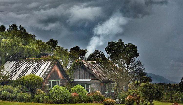 Lolldaiga Farmhouse