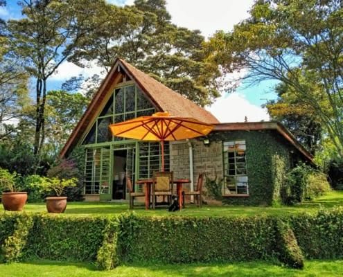 The Kawamwaki Studio, Tigoni, Near to Nairobi, Romantic Retreat)